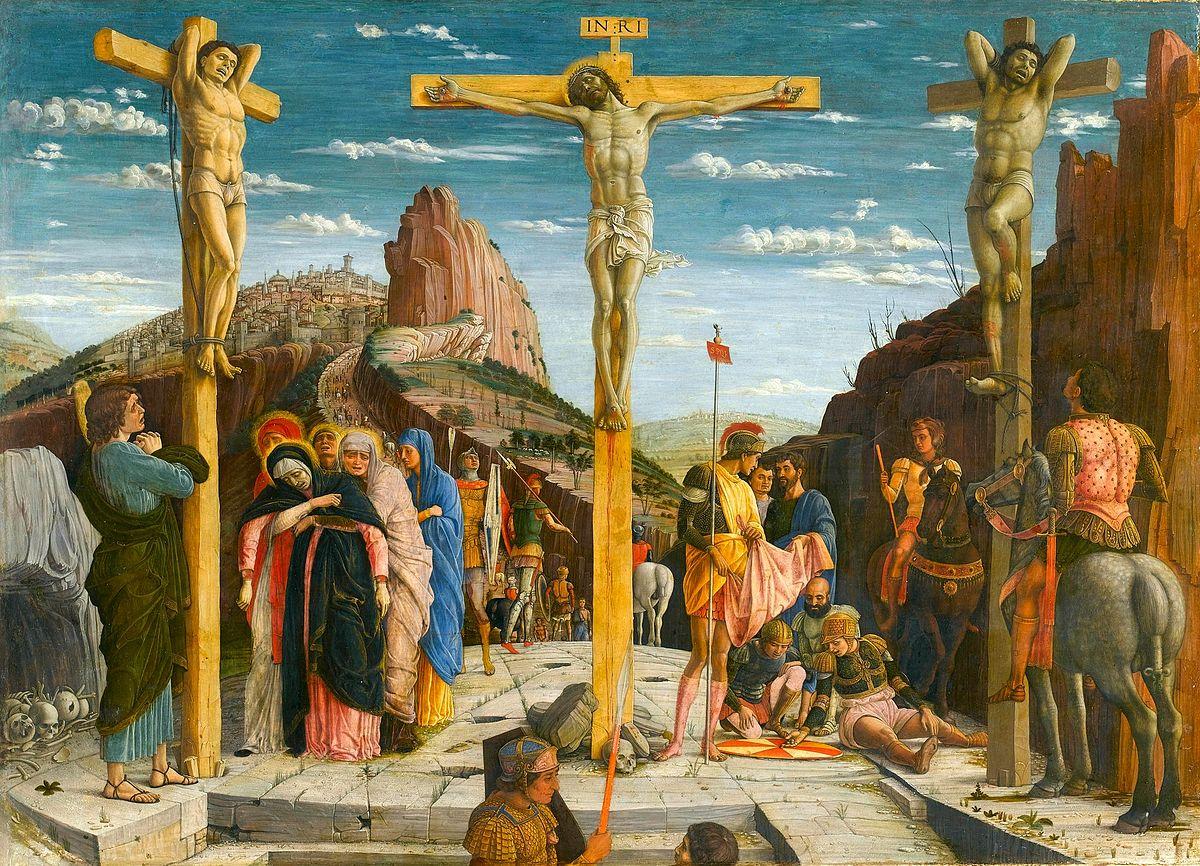 Andrea Mantegna Crucifixion