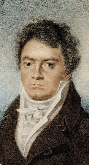 Beethoven, 1814