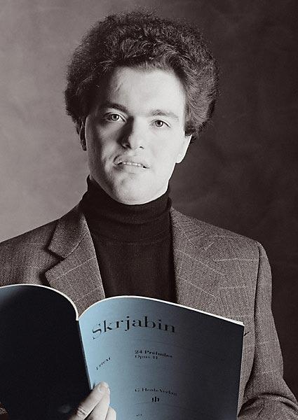 Evgeny Kissin at 50