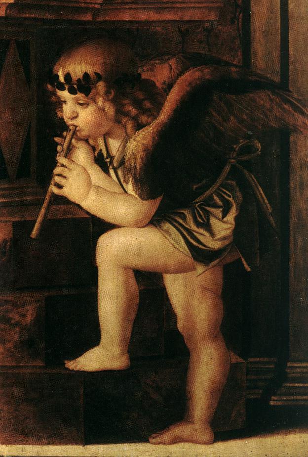 Frari Triptich, Giovanni Bellini