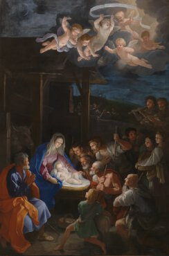 Guido Reni, Adoration of the Shepherds