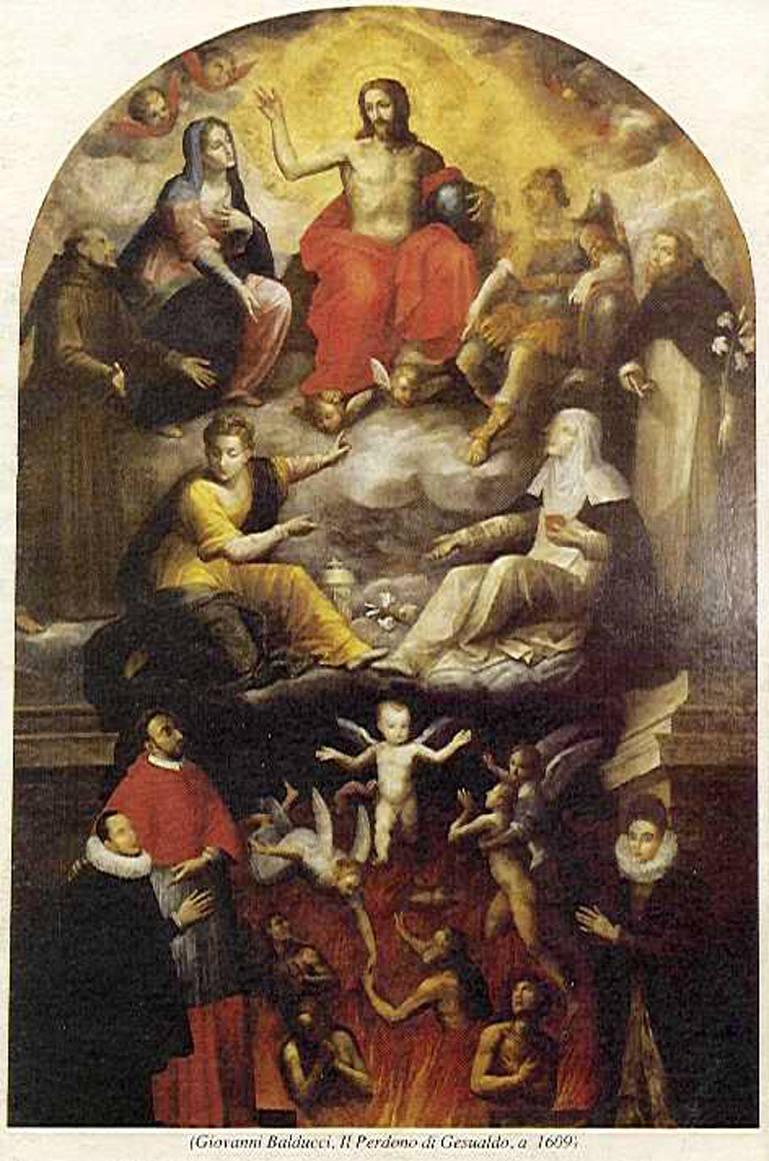 Perdono di Carlo Gesualdo